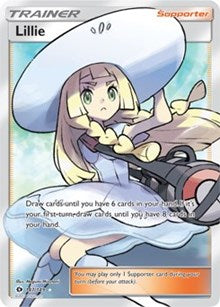 Lillie (Full Art) [SM Base Set] | Tabletop Giant
