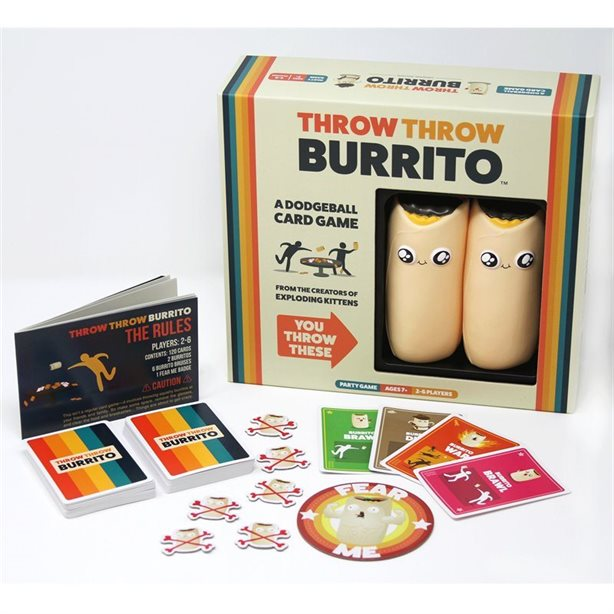 Throw Throw Burito | Tabletop Giant