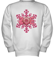 Load image into Gallery viewer, Zawson Merch Zoe Hoodies Christmas Gifts Hey Zonut