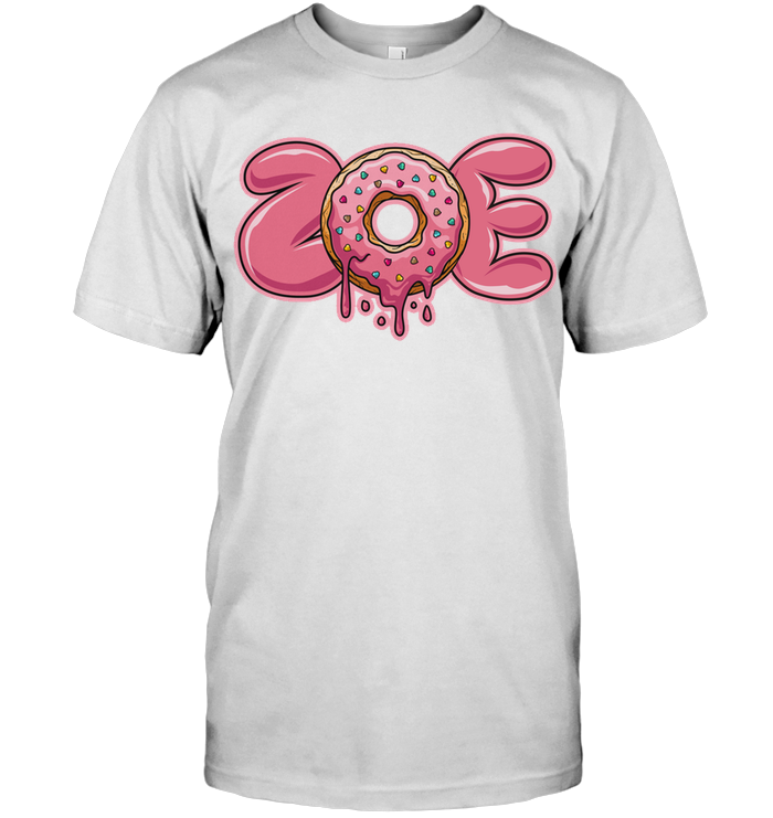 Hey Zonuts Zoe #ZoeMerch