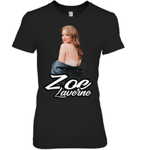 Load image into Gallery viewer, Zoe Laverne Hey Zonuts T Shirt