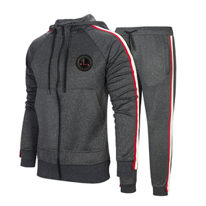 Men's casual sports set