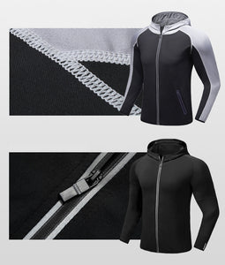 Men's quick-drying sports suit