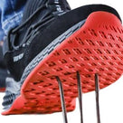 Alforca BREATHABLE Comfortable Bulletproof Midsole Anti-puncture Safety Shoes