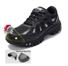 Alforca EVA Bulletproof Sole Steel-toe Lightweight Safety Shoes - Alforca