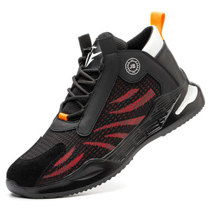 Alforca Winter Series Anti-puncture Steel Toe Thermal Safety Shoes