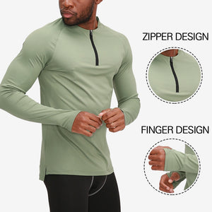 Men's Dry Fit Compression Shirts
