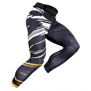 Sport Mens Compression Pants