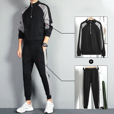 Men's casual sports suit