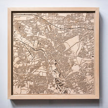 Load image into Gallery viewer, Hanover Wooden Map