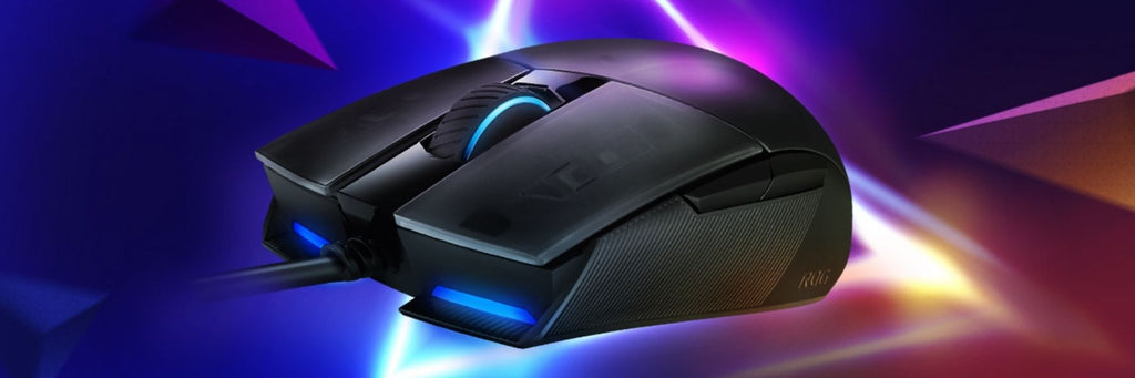 Asus ROG Strix Impact II is a lightweight, ambidextrous gaming mouse