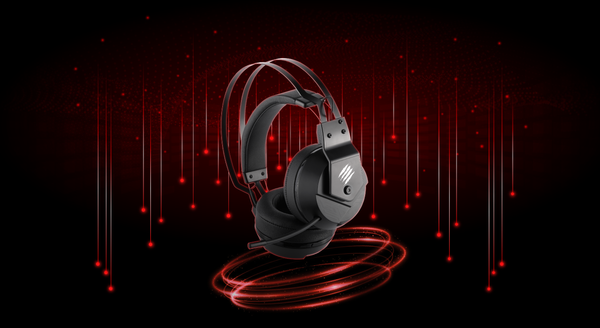 Mad Catz FREQ 2 Stereo Gaming Headset HEAR IT ALL, WIN IT ALL Black dele noridc gaming noridc