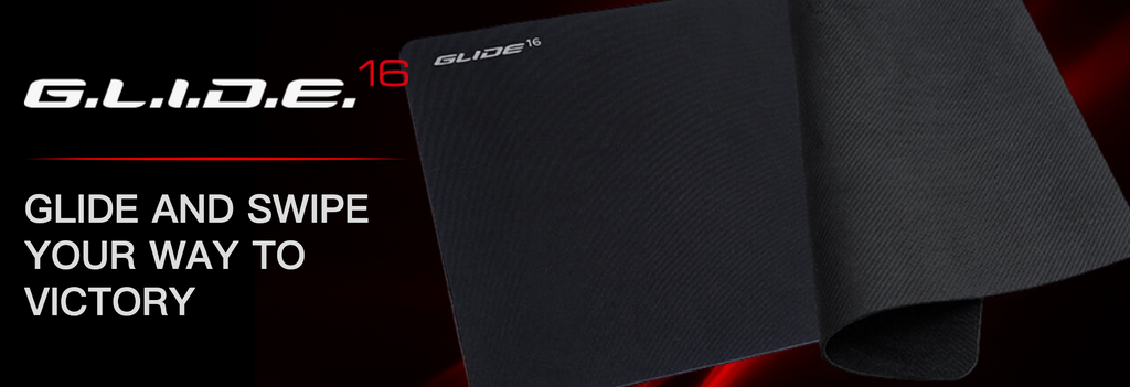 """Mad Catz The authentic GLIDE 16 """"gaming surface Mouse pad dele nordic gaming finland"""