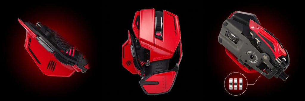 Mad catz rat8 adv gaming mouse dele nordic gaming mouse