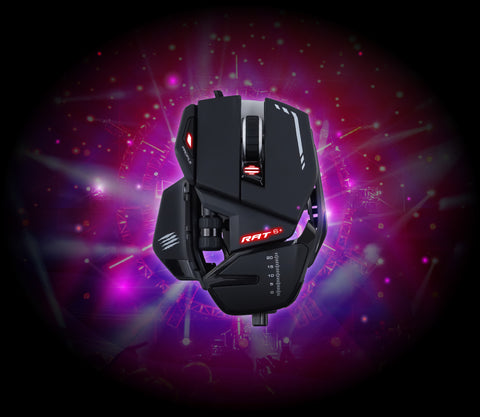 mad catz rat6 gaming mouse POWERFUL SOFTWARE TO CUSTOMIZE PERFORMANCE dele nordic finland