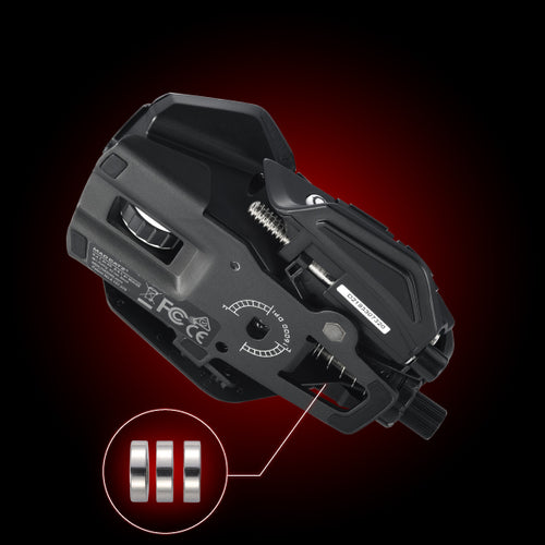 mad catz rat8 gaming mouse WEIGHT dele nordic gaming finland