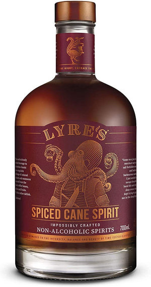 Lyre's alkoholfrei Spiced Cane Rum - Nullprozente