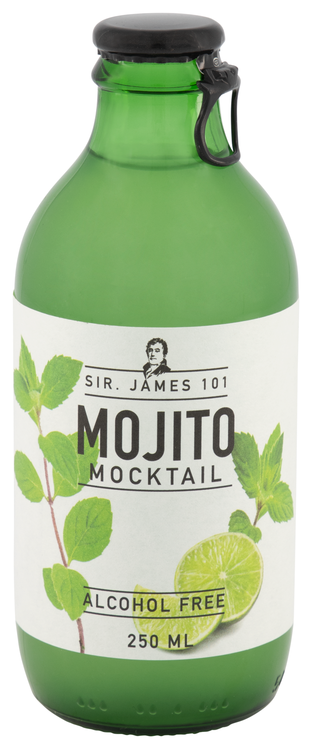 Sir. James 101 alkoholfrei Cocktail Mojito - Nullprozente