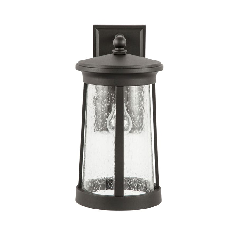 "Park Harbor Woodberry 16"" Tall Single Light Outdoor Wall Sconce"