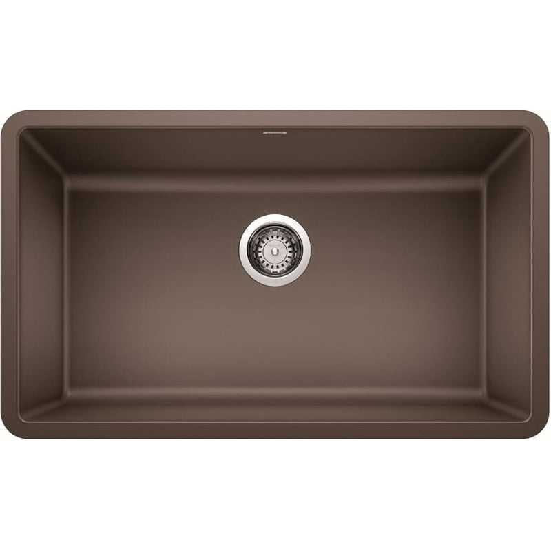 "Blanco Precis 30"" Undermount Single Basin SILGRANIT Kitchen Sink"