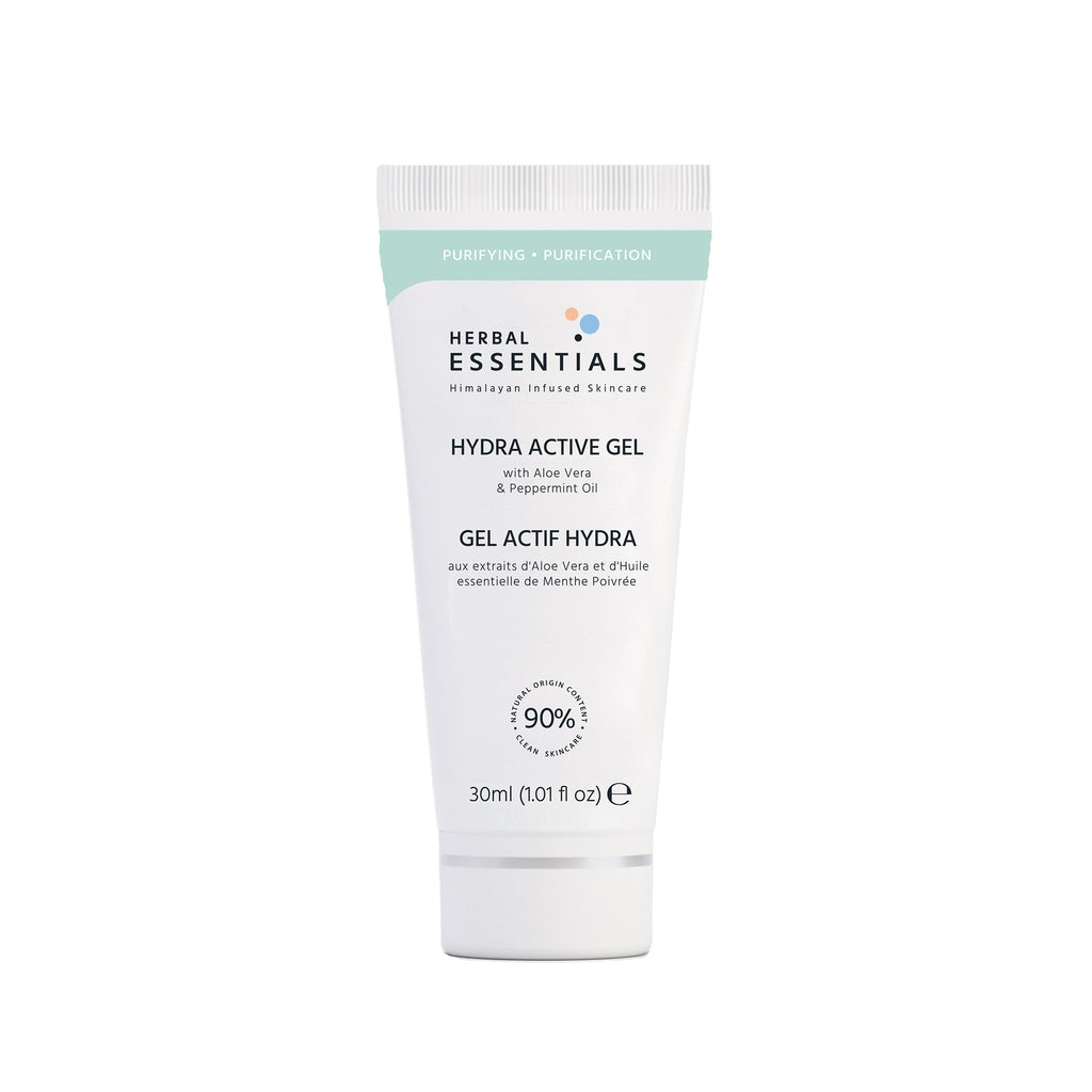 Hydra Active Gel with Aloe Vera & Peppermint Oil