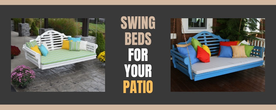 The Top Selling Swing Beds To Add To Your Patio