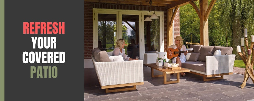 These Proven Style Tips Will Refresh Your Covered Patio
