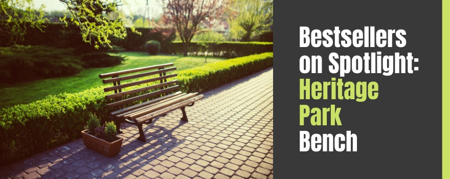 Bestsellers on Spotlight: A Hollywood Date with the Heritage Park Bench
