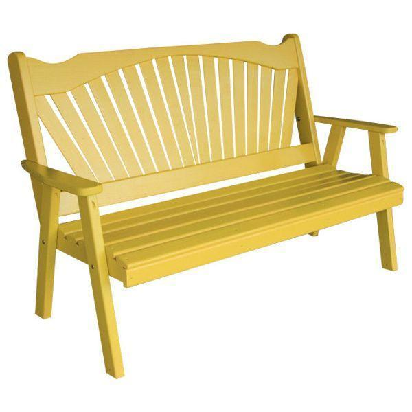 5-6 Foot Outdoor Benches