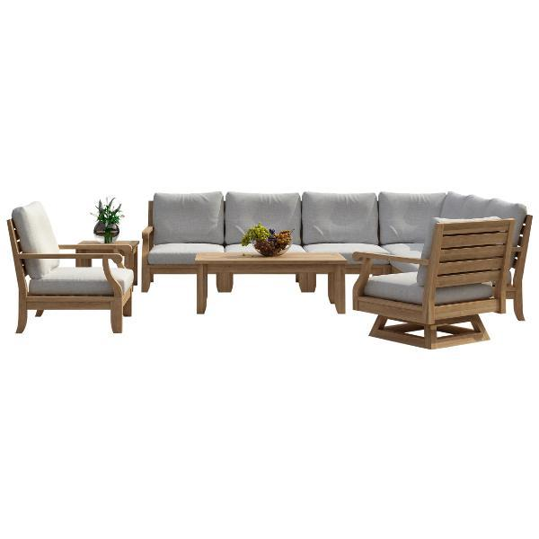 8-9 Person Patio Conversation Sets