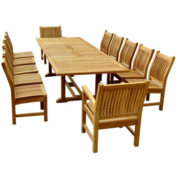10 or More Piece Patio Dining Sets