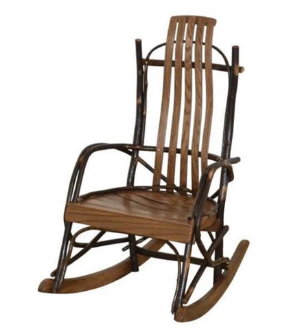 Hickory Child's Rocker by A & L Furniture