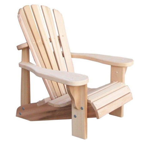 T&L Childs Adirondack Chair by Wood Country