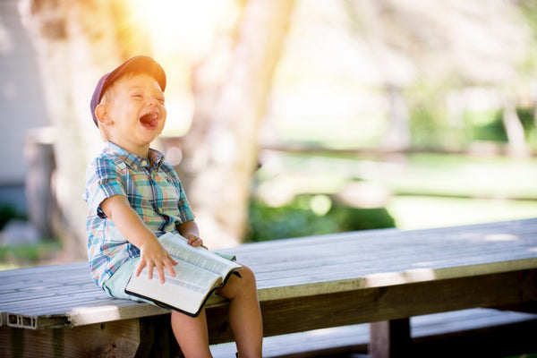 Kids are happier, more energetic and smarter with outdoor activities.