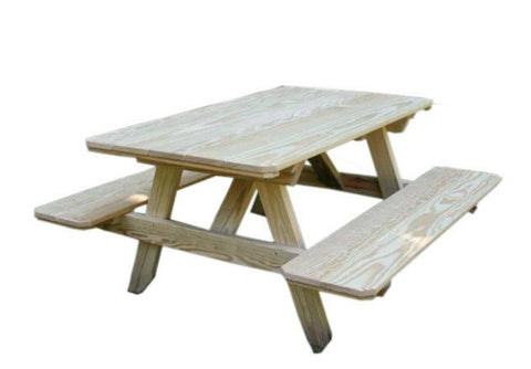 Treated Pine Kid's Picnic Table by Wood Country
