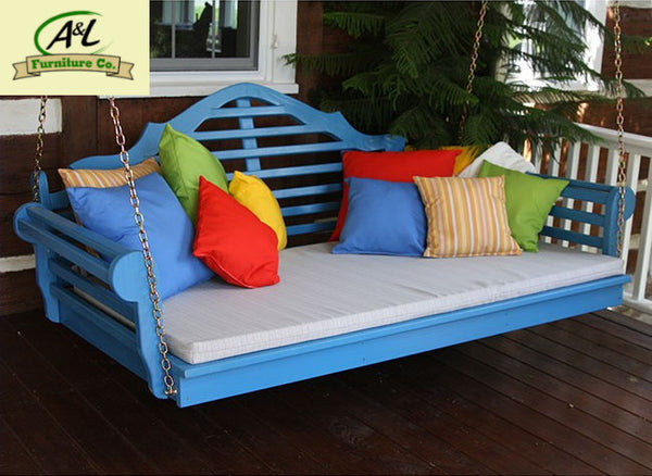 A&L Furniture Swing Bed