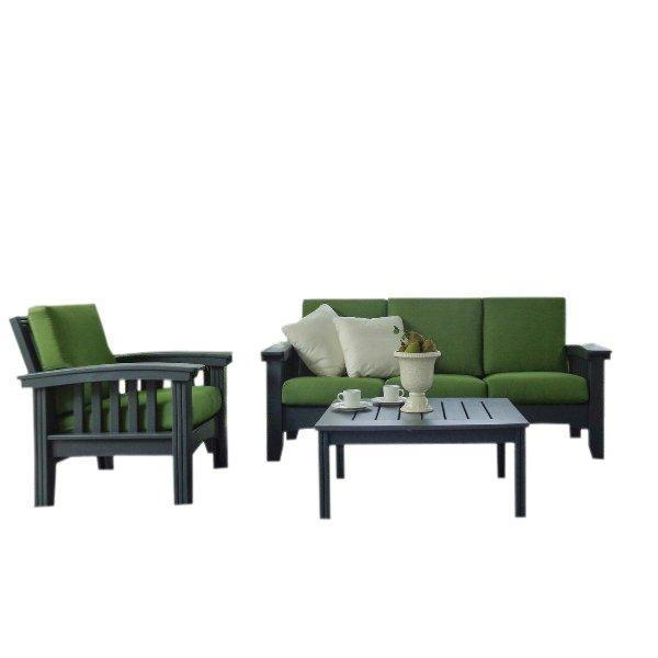 4 Piece Deep Seating Set