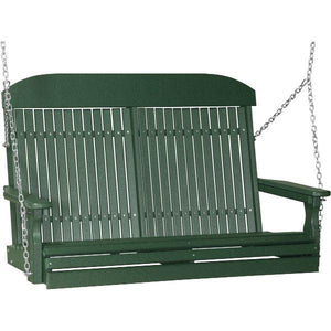4ft Classic Swing Swing Green