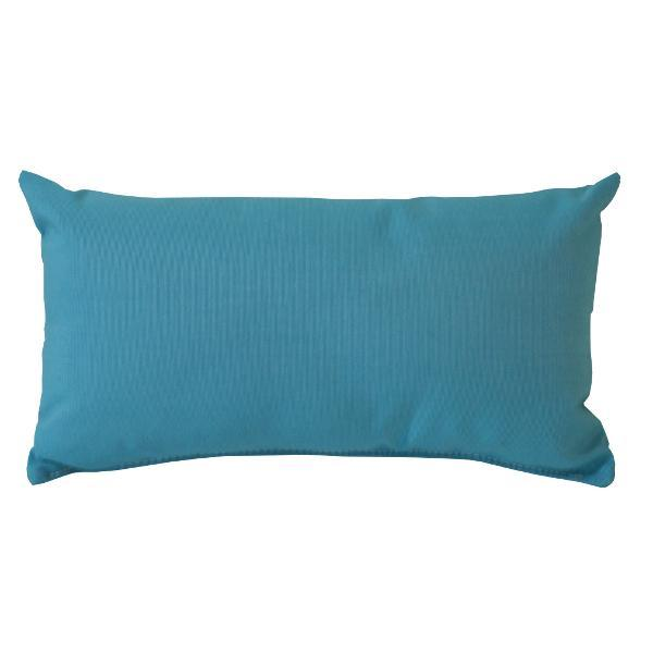 A & L Furniture Adirondack Chair Headpillow Cushions & Pillows Aqua