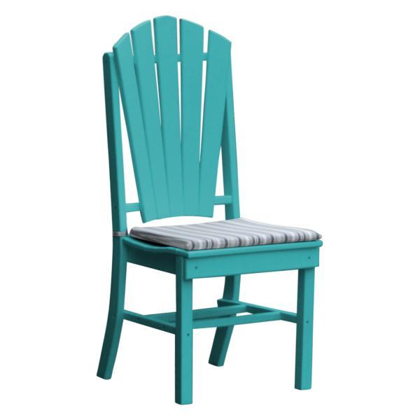 A & L Furniture Adirondack Dining Chair