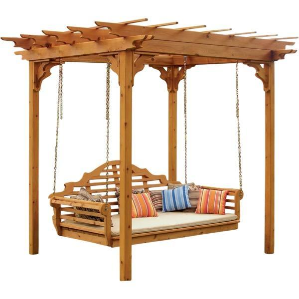Prime Porch Swing Benches Beds The Charming Bench Company Pabps2019 Chair Design Images Pabps2019Com
