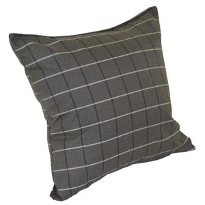 "A & L Furniture Cozy Pillow Pillows 15"" pillow / Cottage Gray"