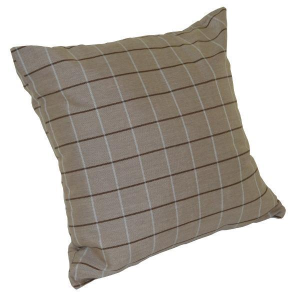 "A & L Furniture Cozy Pillow Pillows 15"" pillow / Cottage Tan"