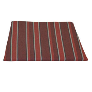 A & L Furniture Poly Dining Chair Seat Cushion Cushions & Pillows Red Stripe