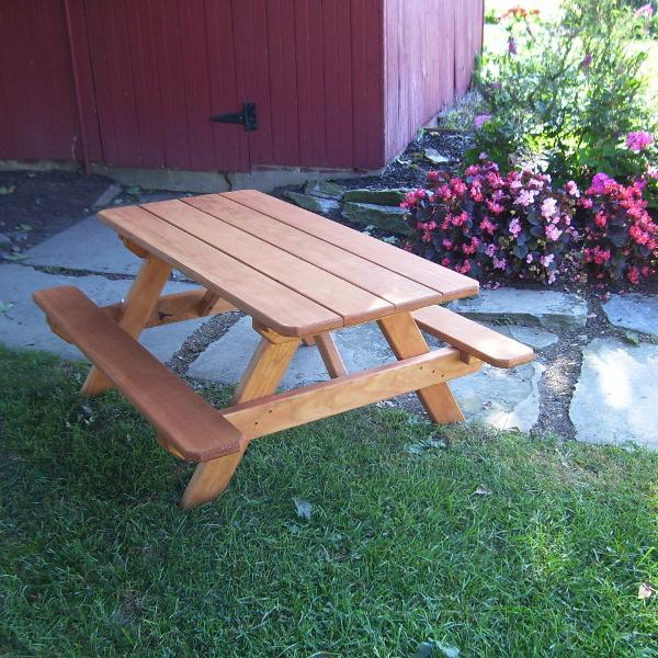 Buy The A Amp L Furniture Pressure Treated Pine Kids Picnic