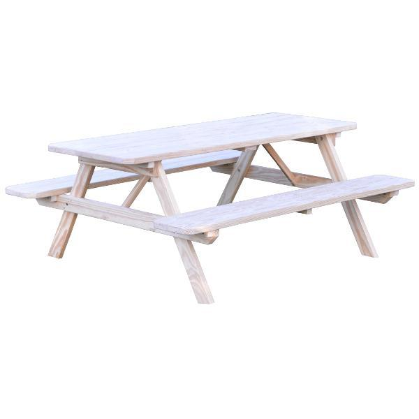 Groovy Buy The A L Furniture Pressure Treated Pine Picnic Table Ibusinesslaw Wood Chair Design Ideas Ibusinesslaworg