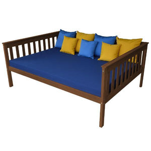 A & L Furniture VersaLoft Mission Daybed Daybed Full / Asbury