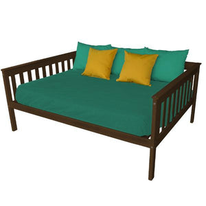 A & L Furniture VersaLoft Mission Daybed Daybed Full / Coffee