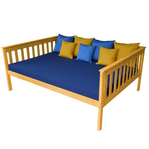 A & L Furniture VersaLoft Mission Daybed Daybed Full / Honey