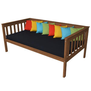 A & L Furniture VersaLoft Mission Daybed Daybed Twin / Asbury